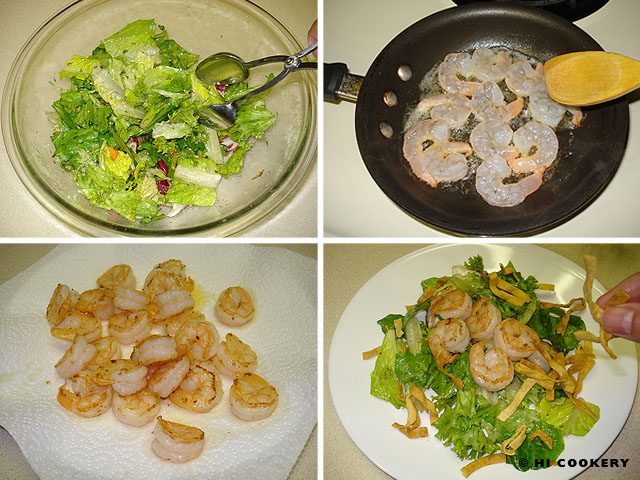 Asian Shrimp Salad