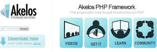 Akelos-PHP-Framework