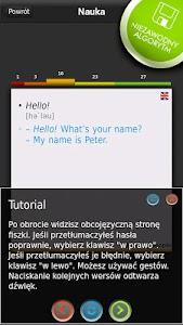 FISZKI Angielski Słownictwo 3 screenshot 2