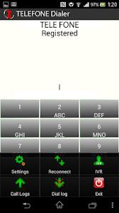 TELEFONE Platinum Dialer screenshot 0