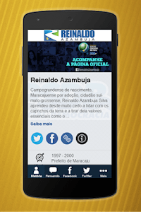 Reinaldo Azambuja screenshot 0