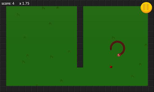Snake Evolved screenshot 1