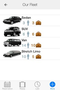 OGUN Limo Services screenshot 3