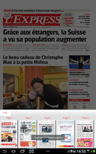 L'Express journal screenshot 7
