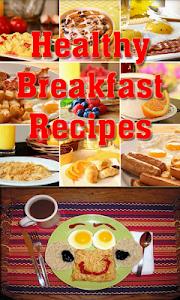 Healthy Breakfast Recipes screenshot 0