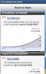 Risk Estimater by I Am Default screenshot 4