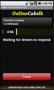 Online Cabs - Driver App screenshot 1