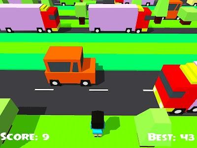 Cross Road Kim - Dangerous Fun screenshot 7