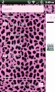 Pink Cheetah 2.0 for Facebook screenshot 2