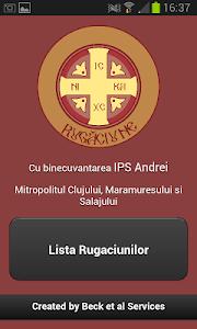Rugaciune screenshot 0