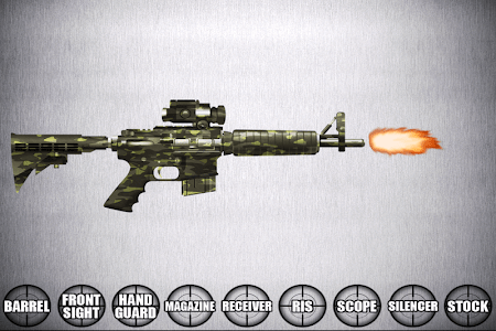 Assault Rifle Builder screenshot 8