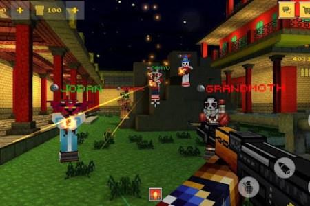 Bild Minecraft Shooter Spiele Hese - Minecraft spiele android