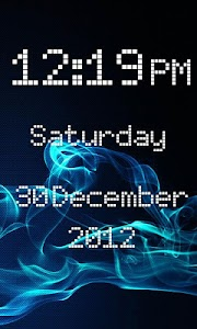 Super Digital HD Clock screenshot 6