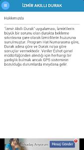 İzmir Akıllı Durak screenshot 15