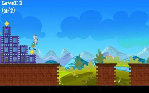 Bunny Rush Run screenshot 21