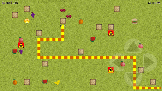 The Snake screenshot 2