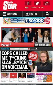 Newspaper Browser Lite screenshot 2