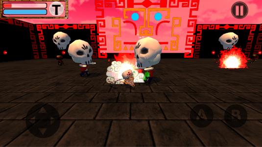 Skull Kid Cool Game screenshot 7