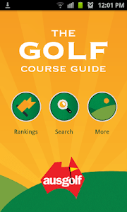 Golf Course Guide Aust Edition screenshot 0