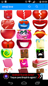 emoji love screenshot 1