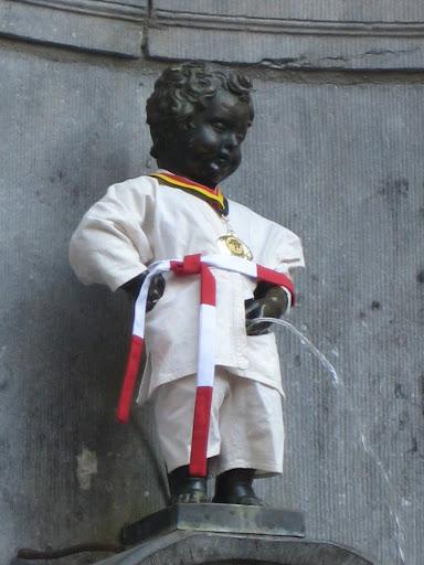 Manneken Pis - Bruxelles