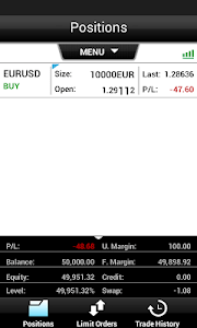 HY Webtrader Mobile screenshot 2