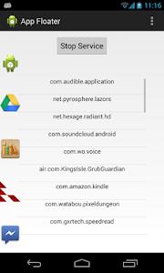 App Floater screenshot 0