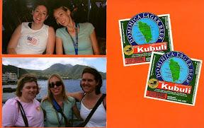 Dominica Kubuli beer scrapbooking scrapbook