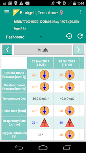 VitalHub Chart screenshot 6