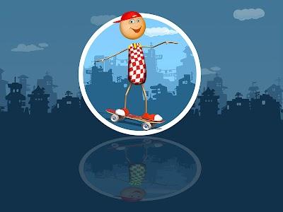 Skater Doodle screenshot 0