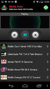 RADIO BRAZIL screenshot 2