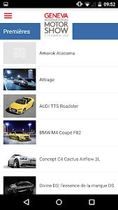 85th Motor Show - Geneva screenshot 2