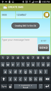 SMS2PH Free screenshot 16