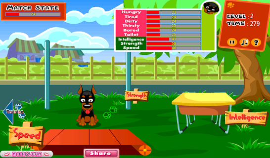 My Sweet Dog - Free Game screenshot 17