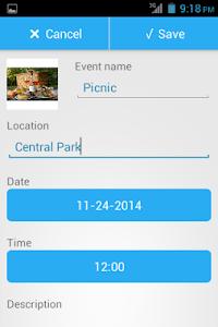 Event Expenses screenshot 4