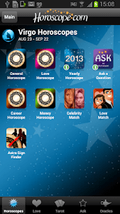 Horoscope and Tarot screenshot 2