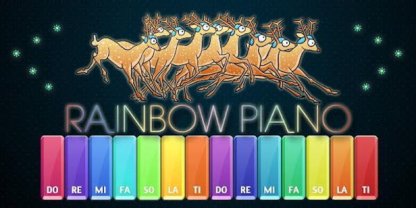 Rainbow Piano screenshot 5