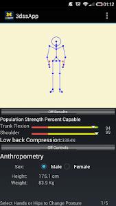 3D SSPP screenshot 5