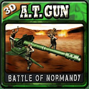 A.T.Gun 3D (WW2:Normandy)