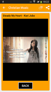 Christian Music - Free songs screenshot 0