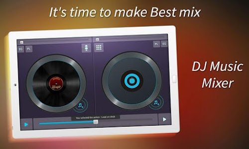 DJ Music Mixer: Sound Studio screenshot 0
