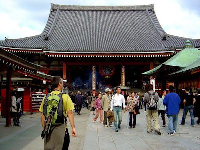 JokinSu en Asakusa-Tokyo Japón