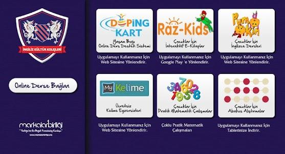 Ingiliz Kültür Koleji screenshot 0
