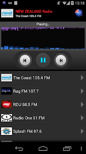 RADIO NEW ZEALAND screenshot 0