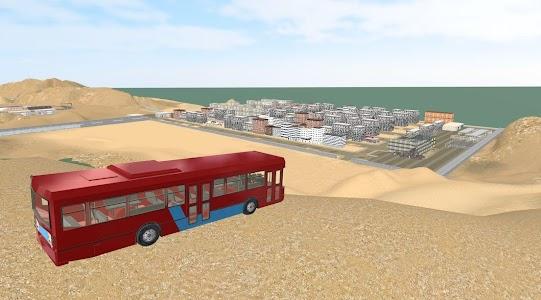 Bus Parking 3D Driver screenshot 23