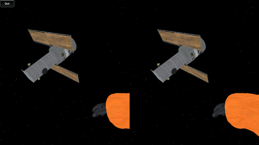 VR Space Walk screenshot 3