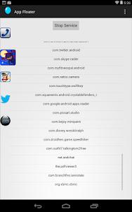 App Floater screenshot 2