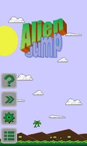 Alien Jump screenshot 0