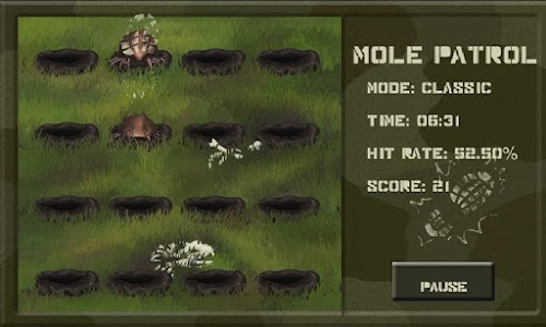 Mole Patrol (Beta) screenshot 1