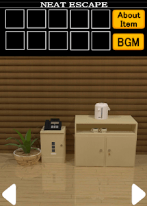 脱出ゲーム 冬山からの脱出 screenshot 2